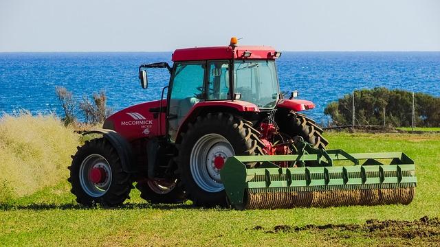 Schwere Landmaschinen können den Boden schädigen, wie nordische Forscher herausgefunden haben